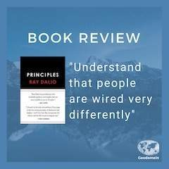 Book Review Ray Dalio Principles Geodomein